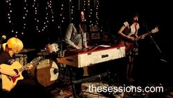 "Eisley ""Many Funerals"" -The Sessions"